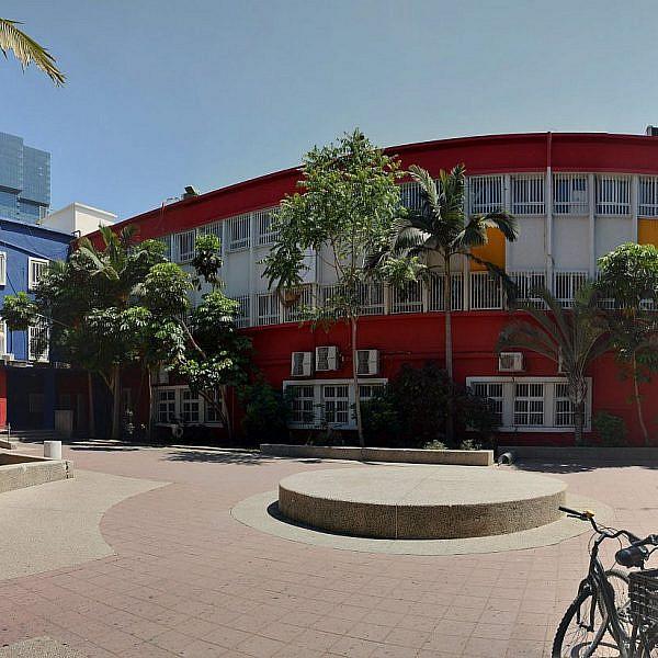 בית הספר עירוני א' (צילום: enoshd/ויקיפדיה)