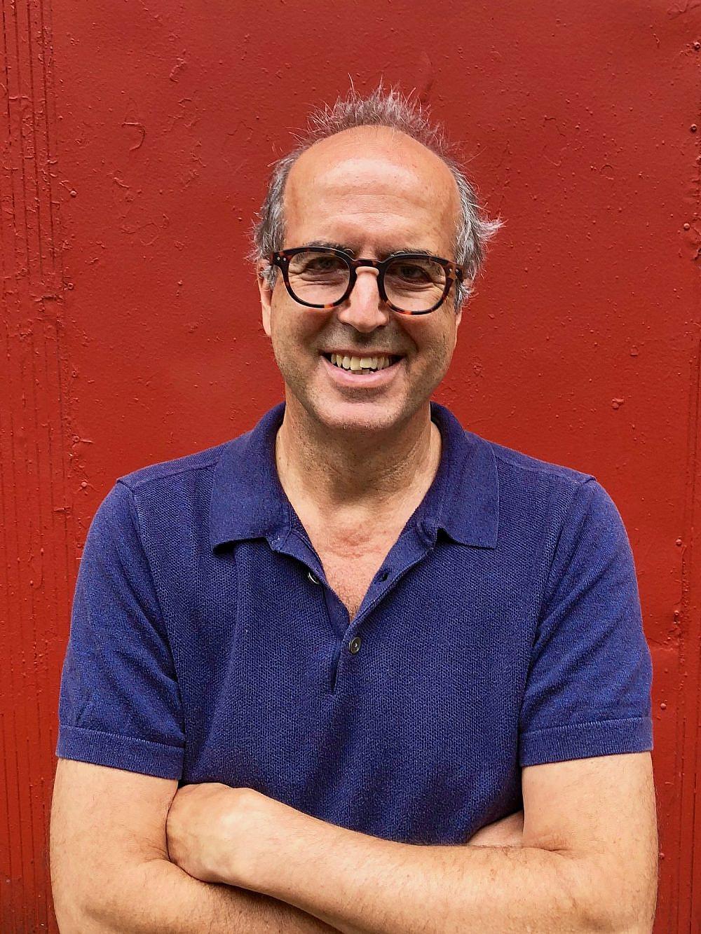 הבמאי אורן רודבסקי (צילום: קלייר רדן)