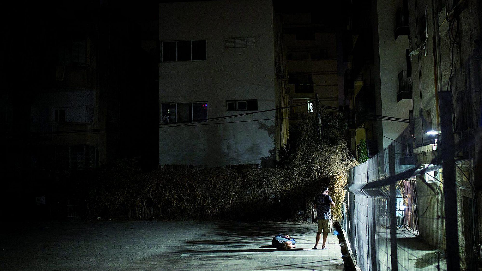 נווה שאנן (צילום: טלי מאייר)
