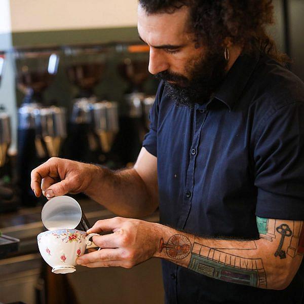 קפה mae החדש (צילום: שלומי יוסף)