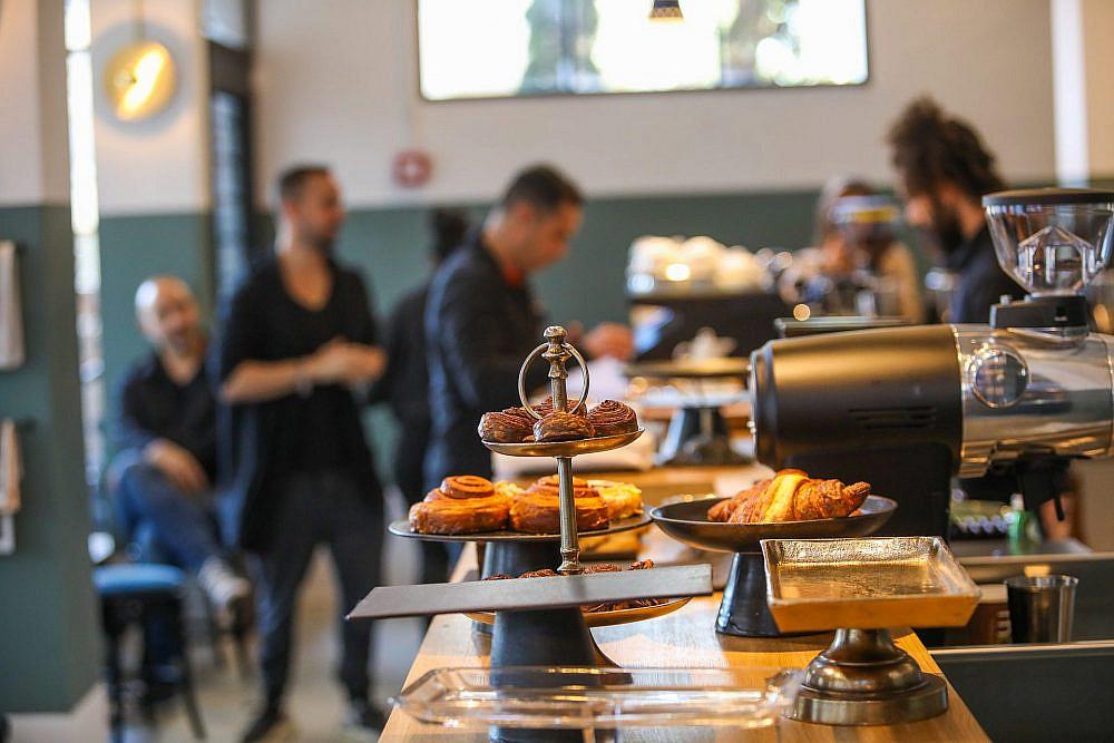 מאפים בקפה mae (צילום: שלומי יוסף)