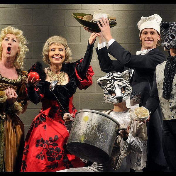 בואו נבשל אופרה (צילום: יוסי צבקר)