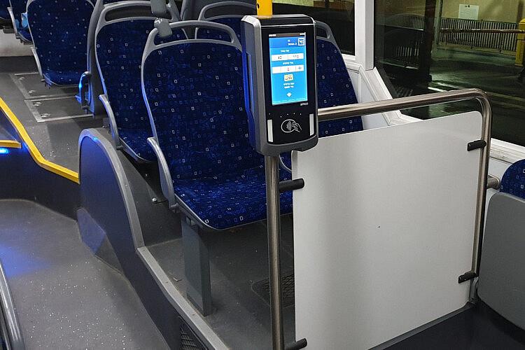 האוטובוס החדש של דן