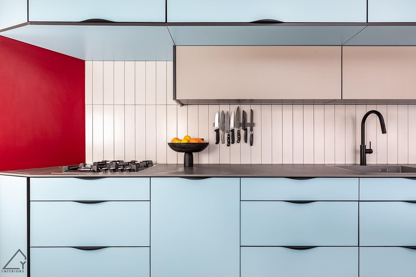 המטבח. צילום: אורית ארנון
