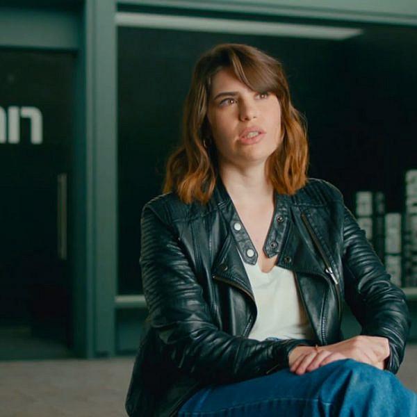 רות אלבז בפרק הפתיחה (צילום מסך)