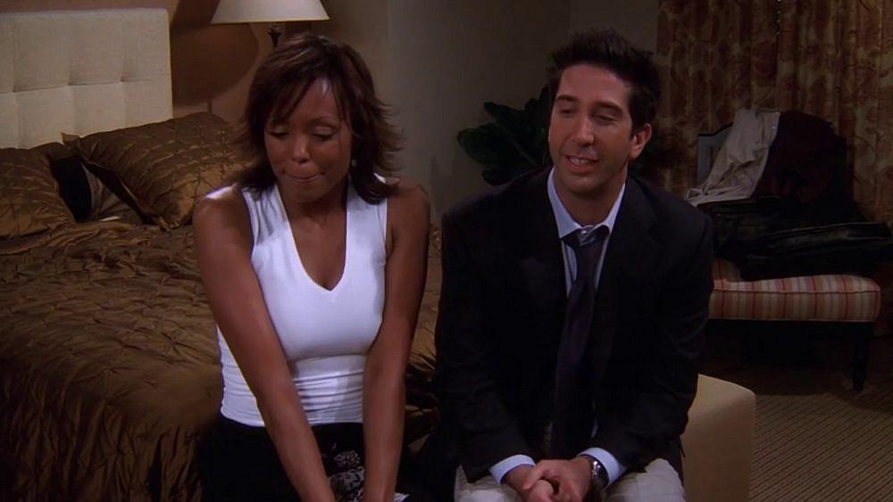 """רוס וצ'ארלי. """"זה היה מאוד מכוון מצידי"""""""