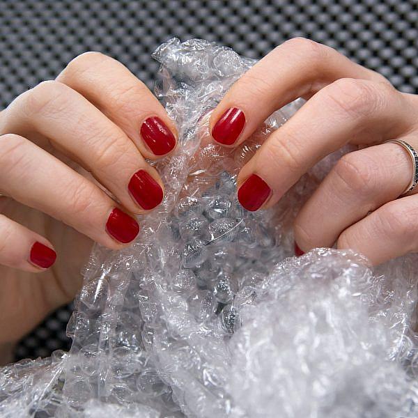 בועות פלסטיק (צילום: שאטרסטוק)