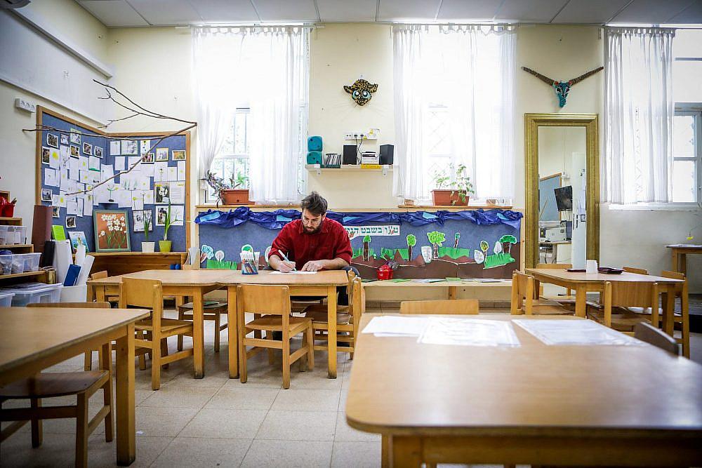 """פתאום נפל העיפרון ועיריית תל אביב מכרה אותו ליזם נדל""""ן. אשכול גנים עבודה (צילום: שלומי יוסף)"""