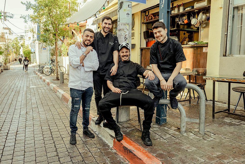 כוכבי משחקי השף מגיעים לבאר שבע (צילום: אנטולי קריניצקי)