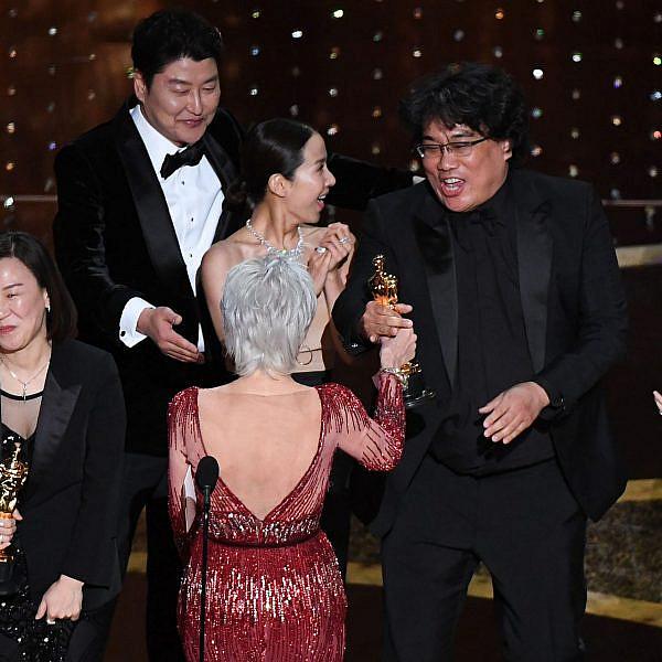 בונג ג'ון הו וצוות
