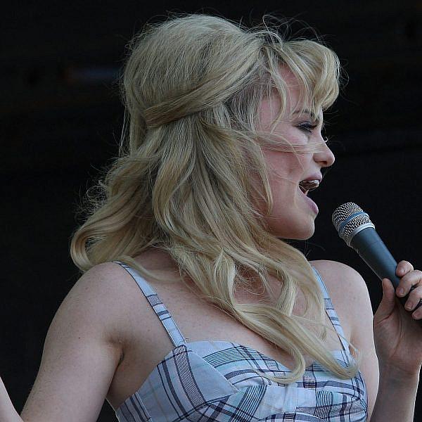 דאפי בהופעה באוסטרליה, 2009 (צילום: ג'ונתן ווד/גטי אימג'ס)