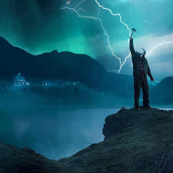 המיתולוגיה הנורדית נגד משבר האקלים, ברינג איט און.