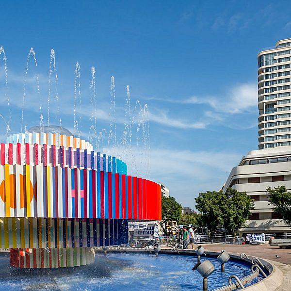 כיכר דיזנגוף (צילום: Shutterstock)