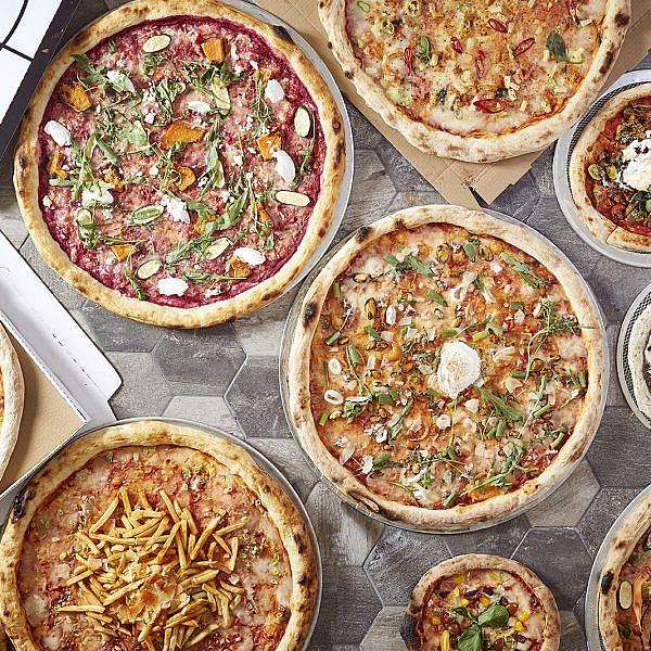 בגדול: פיצה פיל (צילום: אפיק גבאי)