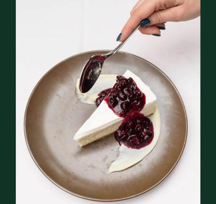 עוגת גבינה קפה נואר (צילום: מתוך עמוד האינסטגרם)