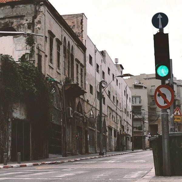 עיר קורונה (צילום: נדב צופי)
