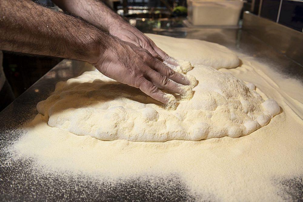 פחמימות באקסטרים. סופר פיצה (צילום: איליה מלניקוב)