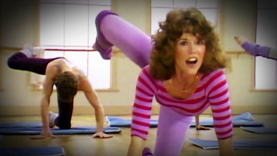 """""""Jane Fonda Workout for beginner"""""""
