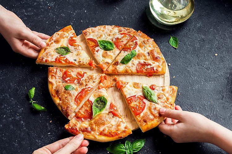 פיצה, הו פיצה. צילום: Shutterstock