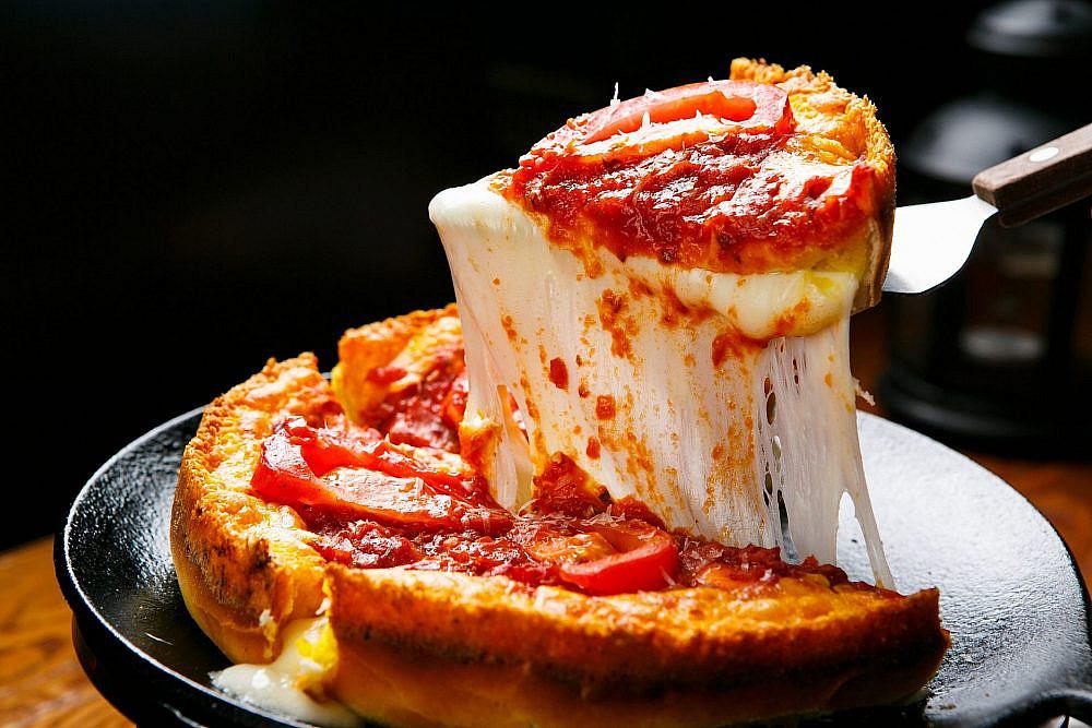 deep dish, הדבר האמיתי (צילום: Shutterstock)
