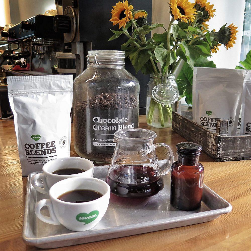 """קפה אורגני לאביט (צילום: יח""""צ)"""