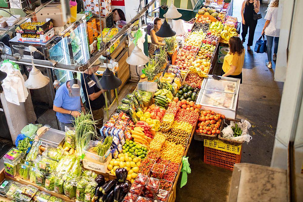 """שוק הנמל (צילום: יח""""צ)"""