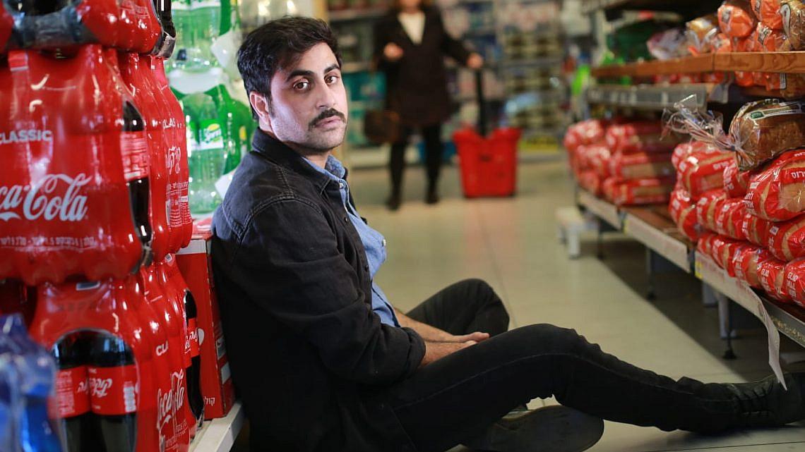 אמיר שורוש (צילום: שרון כהן)