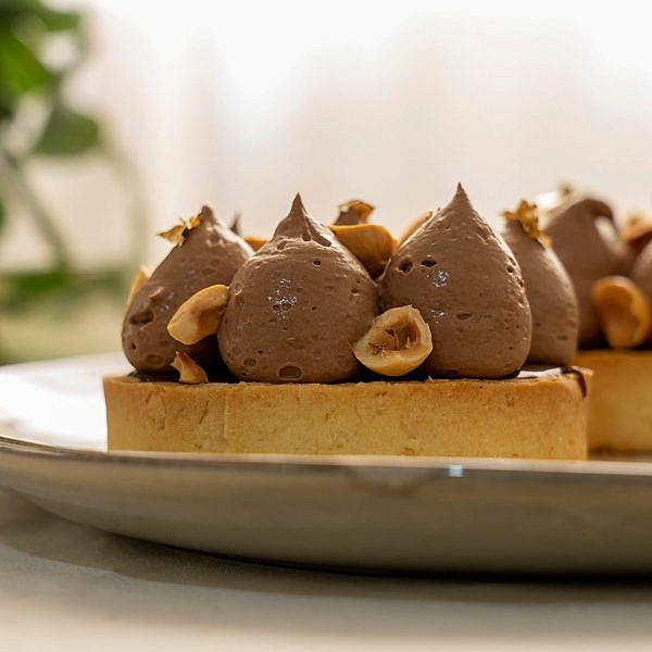 פאי שוקולד של נעמה שטייר (צילום: עדי צבי)