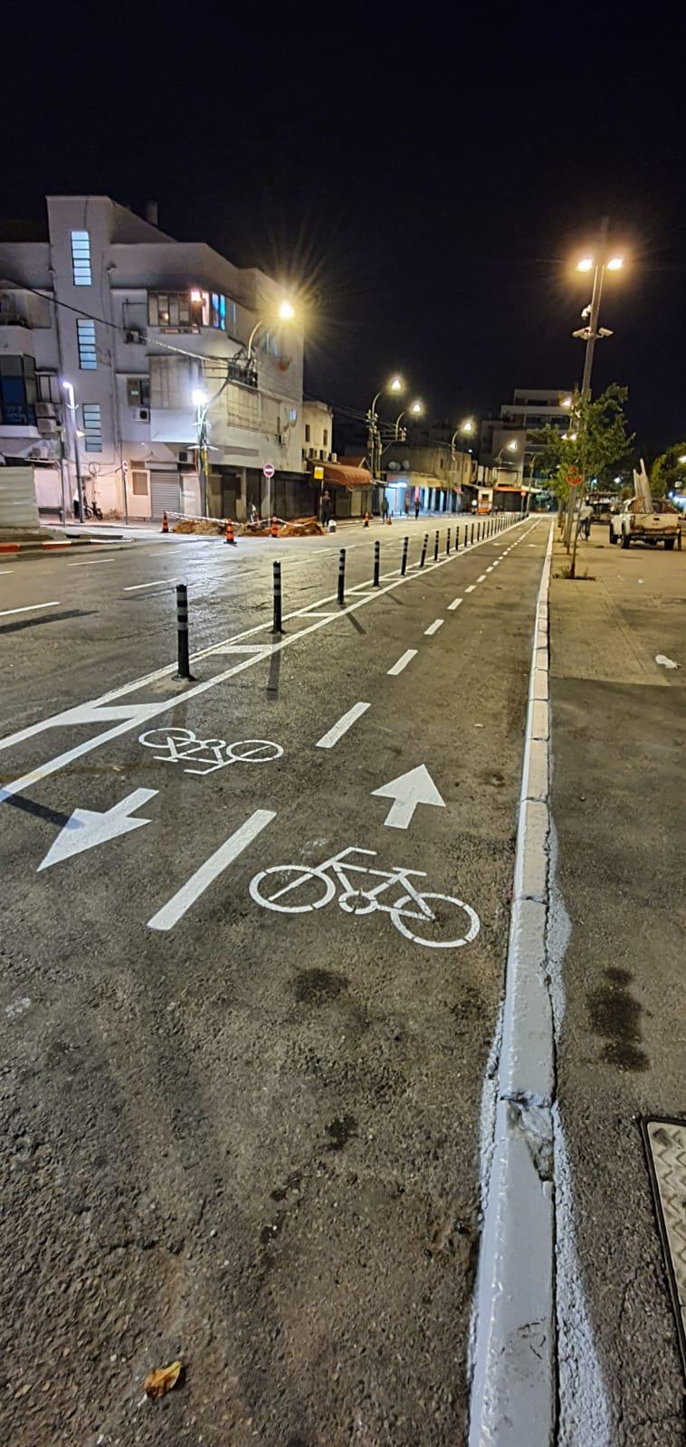רואים כפול. העירייה תכפיל את שבילי האופניים בעיר