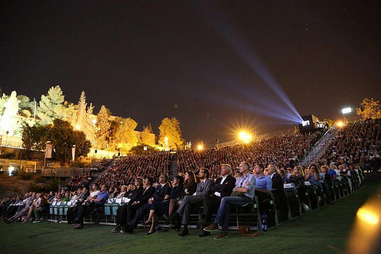 די לאכול סרטים. פסטיבל הקולנוע בירושלים (צילום: ניר שאנני\ אתר פסטיבל ירושלים לקולנוע)