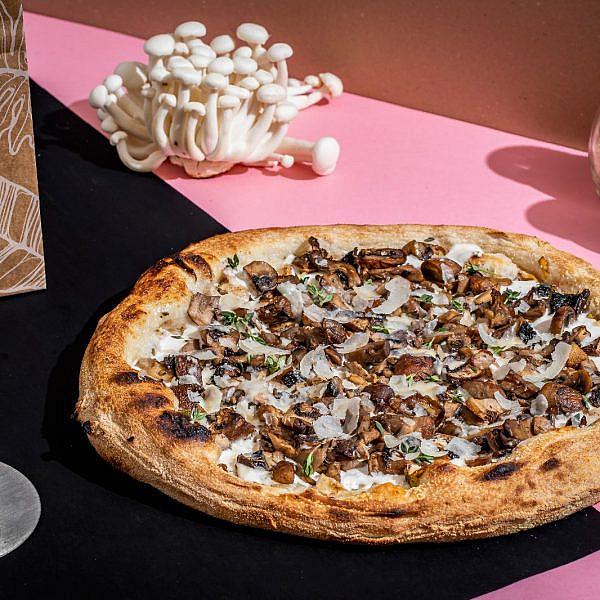 בבקה פיצה (צילום: גיל אבירם)