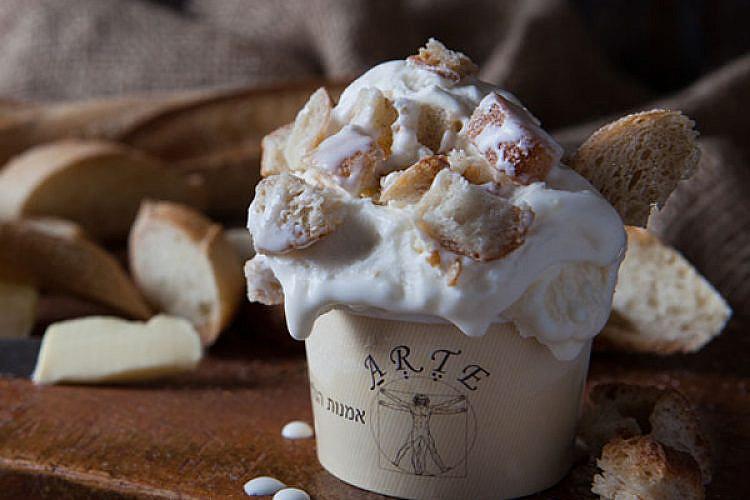 """גלידה לחם וחמאה, ארטה (צילום: יח""""צ)"""
