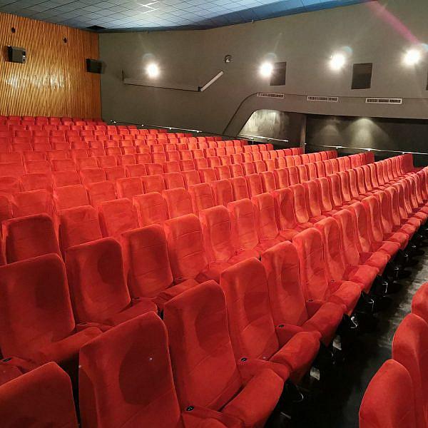 קולנוע לב (צילום: יח