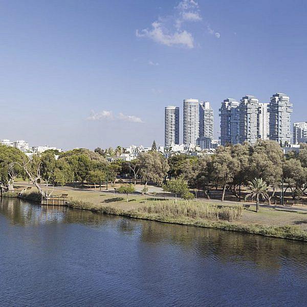 פארק הירקון (צילום: shutterstock)