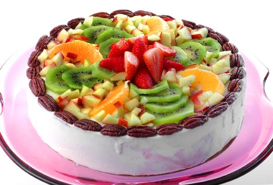 עוגת גלידה באנדריי (צילום: איל קרן)