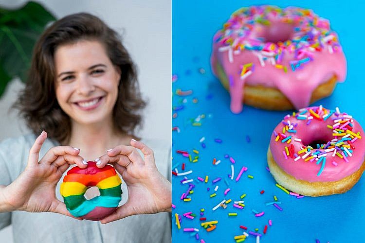 Tlv Donuts (צילום: מנש כהן)