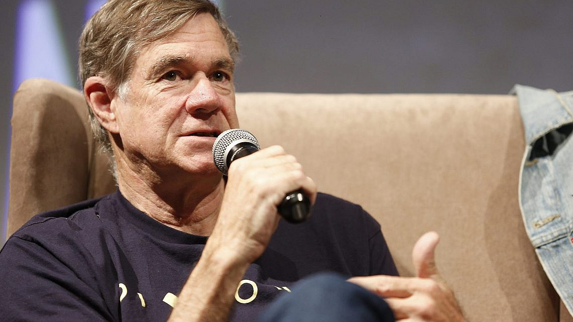 הבמאי גאס ואן סנט (צילום: Leopoldo Smith Murillo/Getty Images)