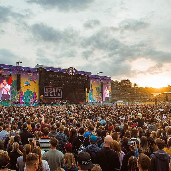 פסטיבל לולהפלוזה בברלין, 2019 (צילום: oseph Okpako/WireImage)