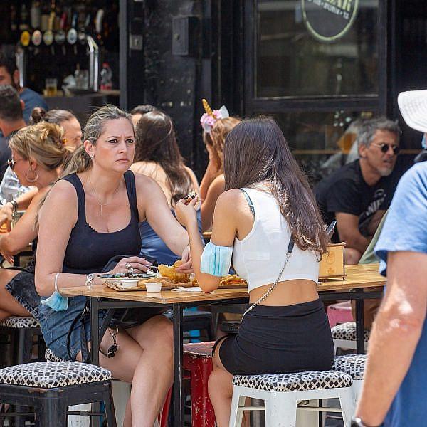 מצאנו את הפושעים: הציבור שהפסיק לציית והמסעדות שבגללן הפסיק (צילום: שאטרסטוק)