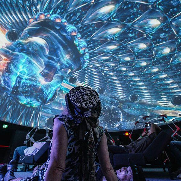 סינמקס 360 (צילום: http://fulldome.pro)