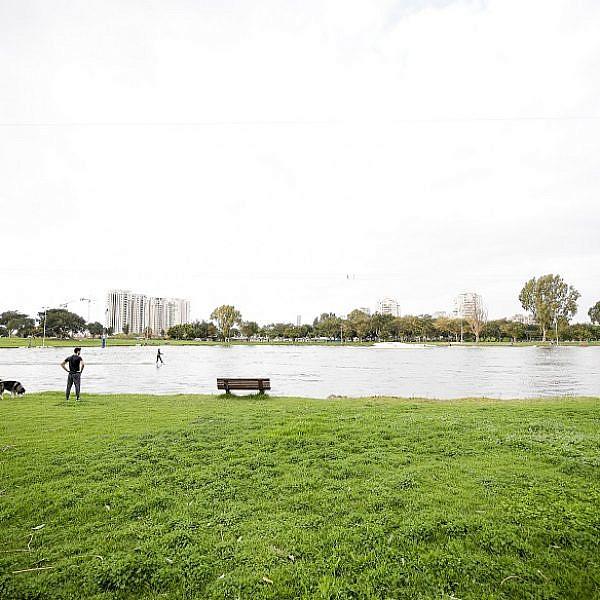 בסדר נשמה, אבל איפה הבופה? לוקיישן לחתונה בפארק בגין (צילום: כפיר זיו)