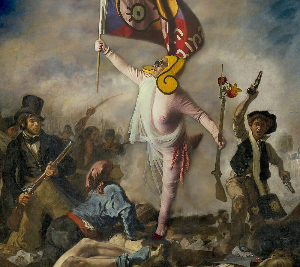שוש משחררת את העם (צילום: לילך רז)