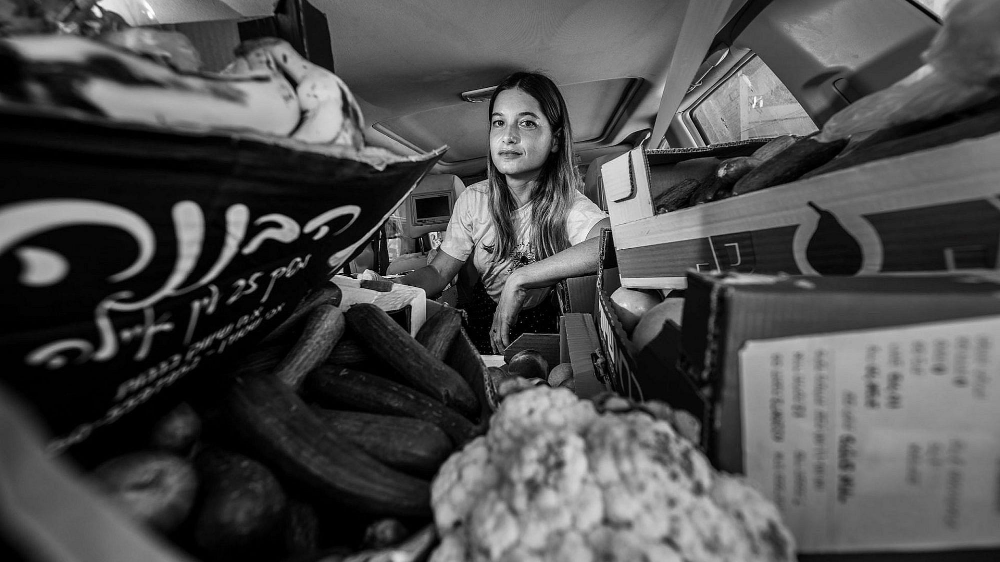 עלמה בק (צילום: איליה מלניקוב)