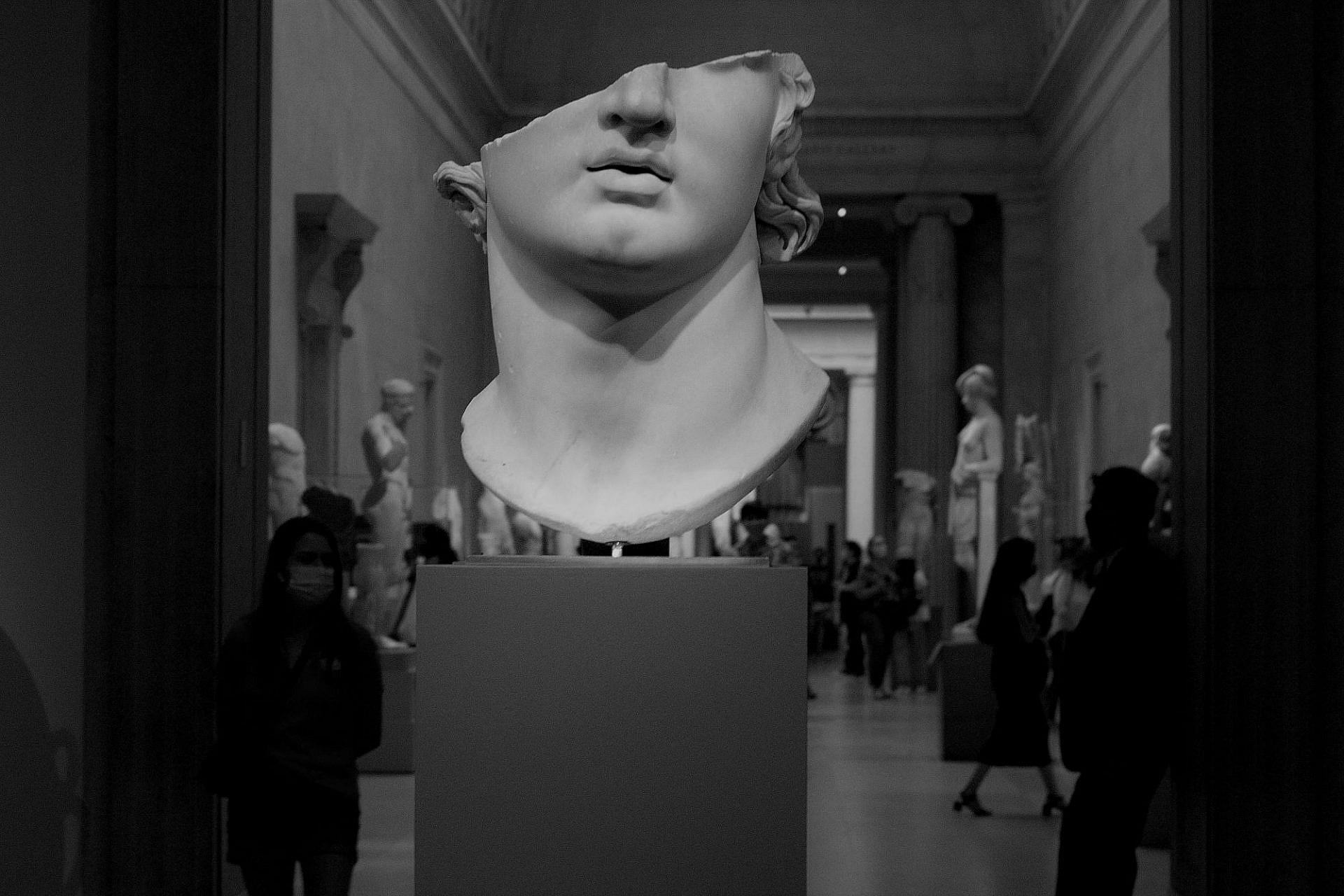 הלב רוצה אמנות. מוזיאון המטרופוליטן בניו יורק עם פתיחתו מחדש בסוף אוגוסט (צילום: גטי אימג'ס)