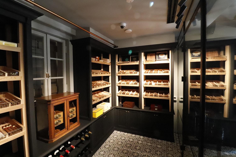 Just Cigars. צילום: עדי חליפה (עדי וארז נגרים)