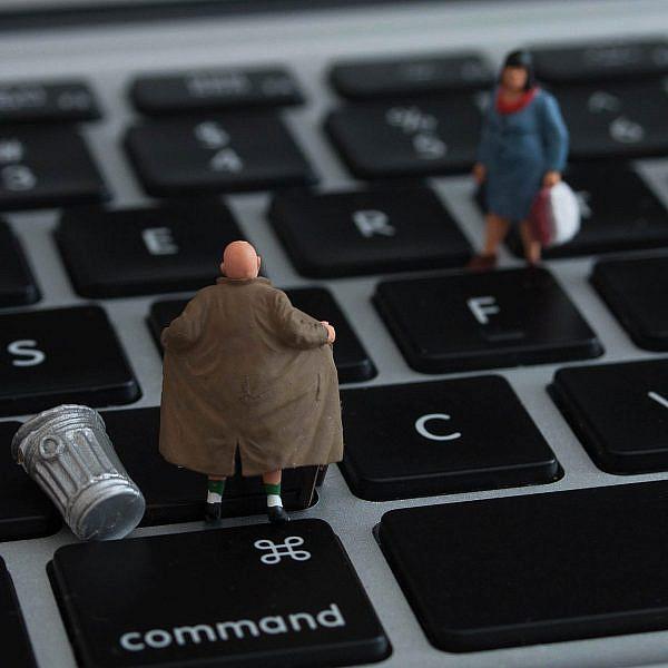 האם התקשורת מסוגלת להפסיק להטריד מינית? (צילום: שאטרסטוק)