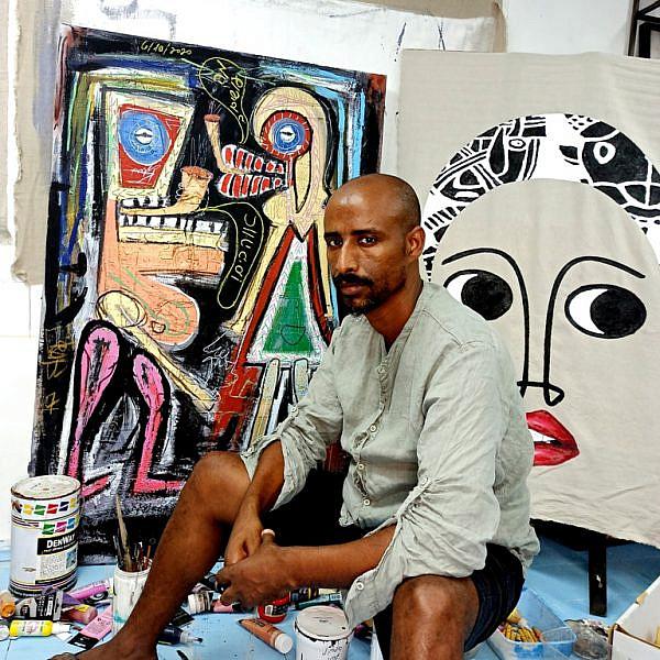התרבות קיבלה זריקת הרדמה. משה טרקה ועבודותיו בגלריה Tarka