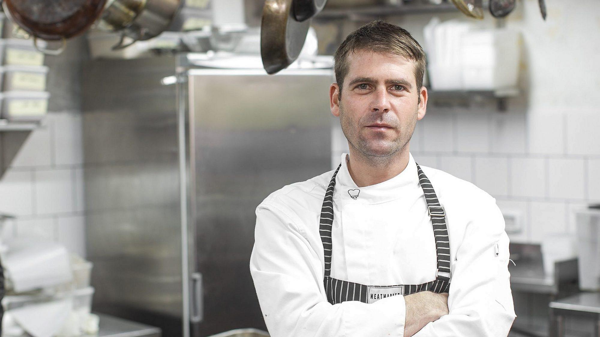 """השף יהונתן בורוביץ. צילום: יח""""צ"""