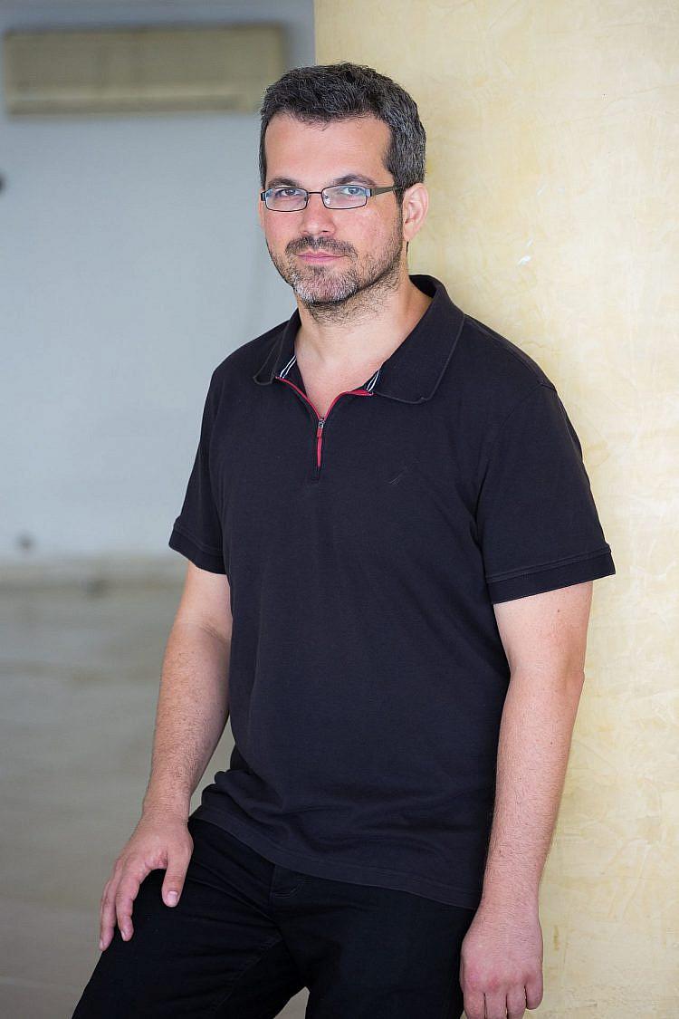 מרט פרחומובסקי. צילום: סשה איידלמן