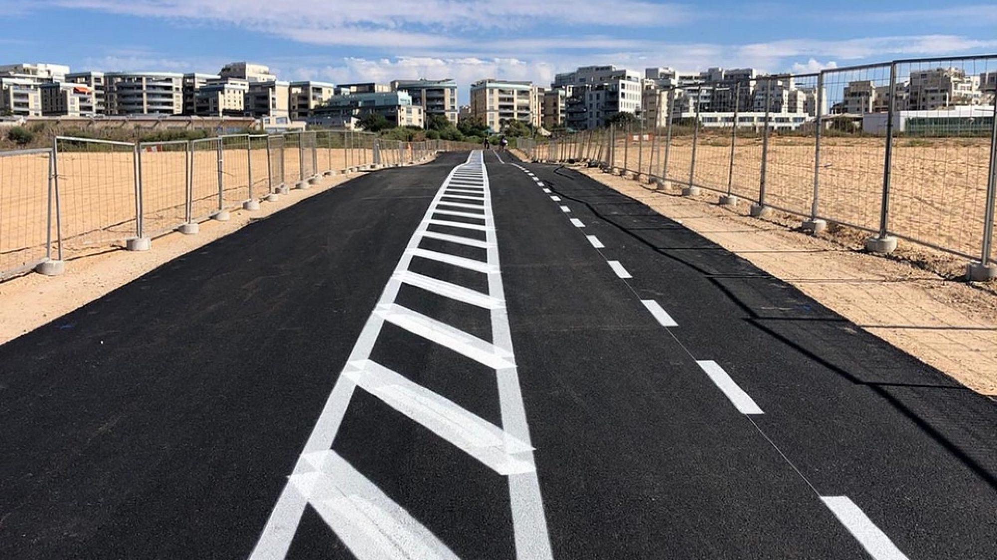 רק על אופניים: העירייה תכפיל את אורך השבילים עד 2025